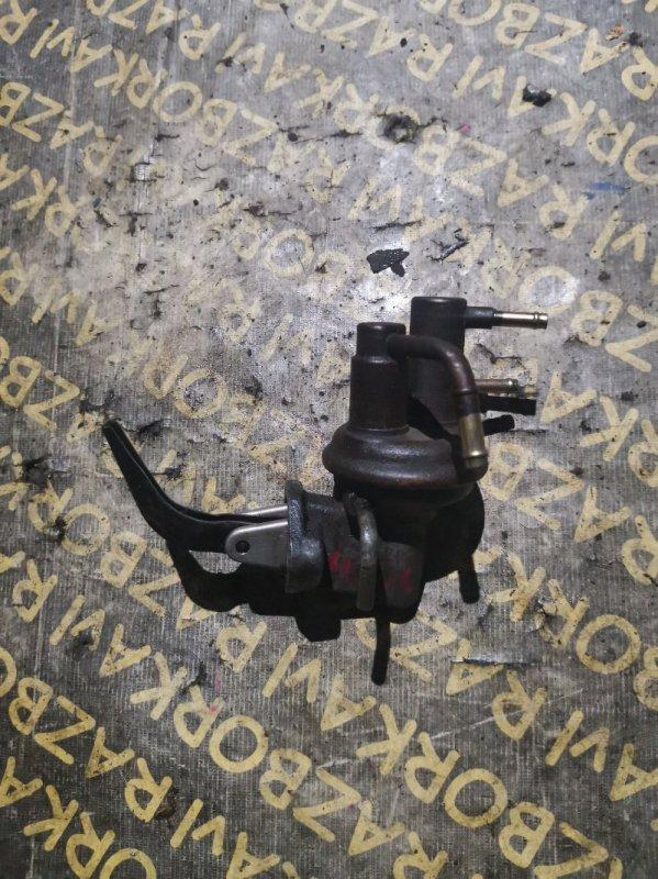 Клапан egr Mitsubishi Libero CB2V 4G15