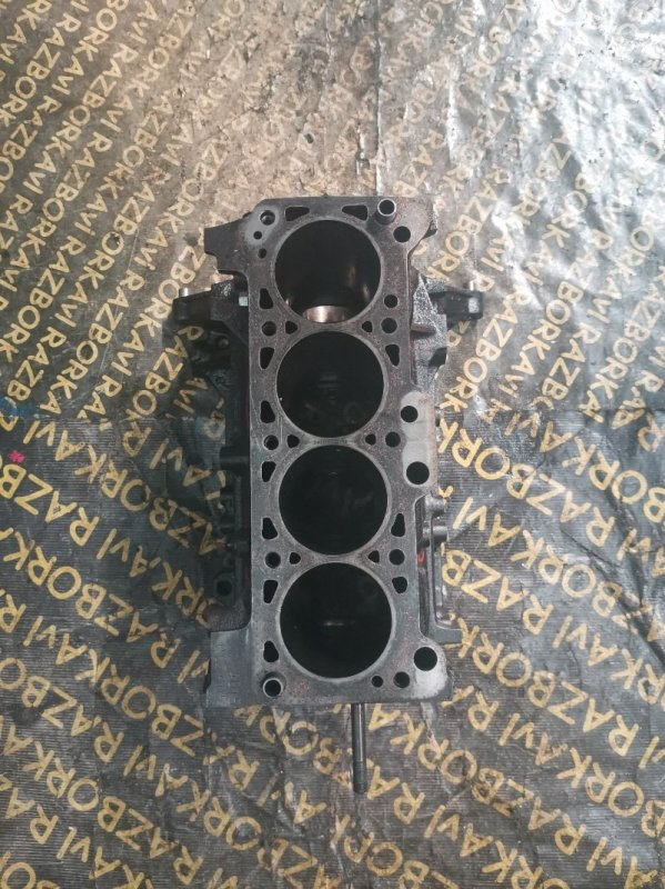 Блок цилиндров Mitsubishi Libero CB2V 4G15