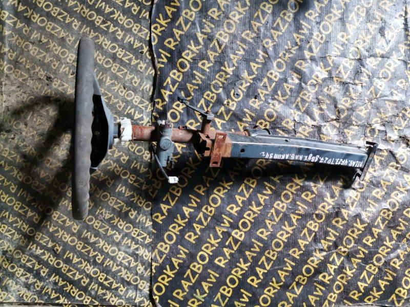 Рулевая колонка Nissan Atlas P2F23 TD27