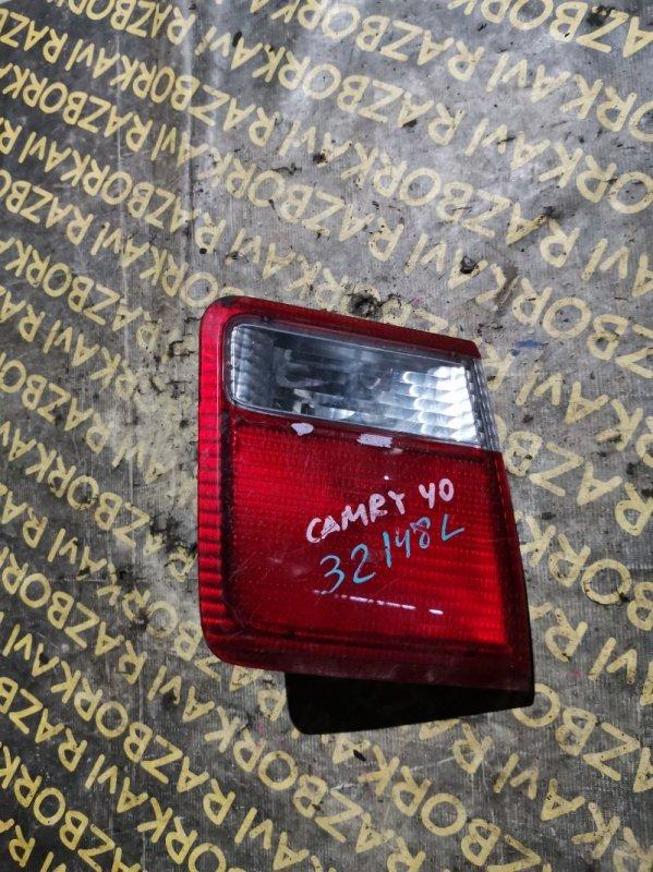 Стоп-сигнал Toyota Camry ACV40 задний левый
