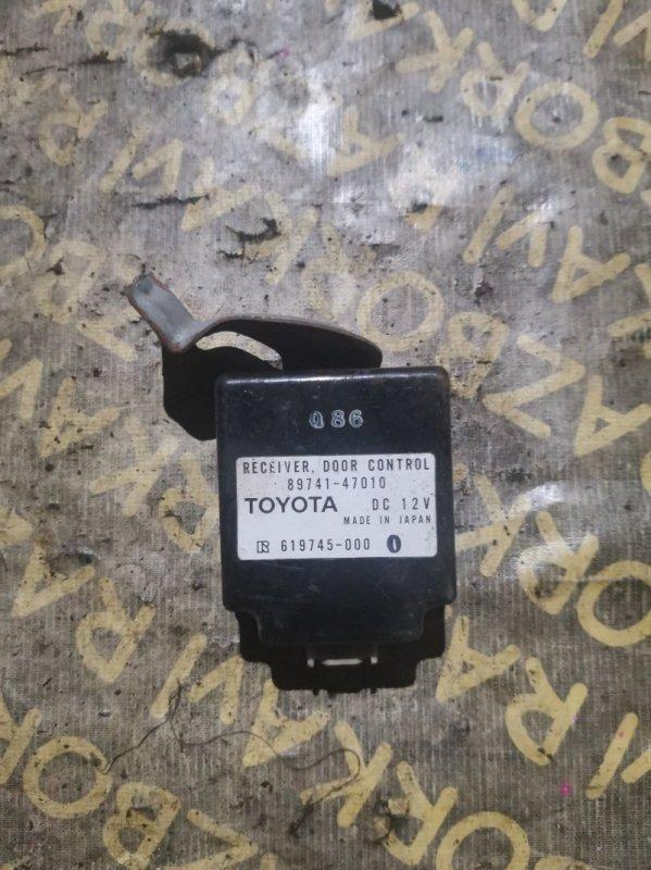 Блок управления дверьми Toyota Prius NHW10 1NZFXE