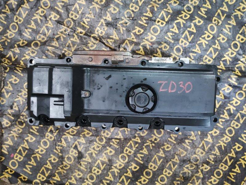 Головка блока цилиндров Nissan Caravan VWME25 ZD30DDTI