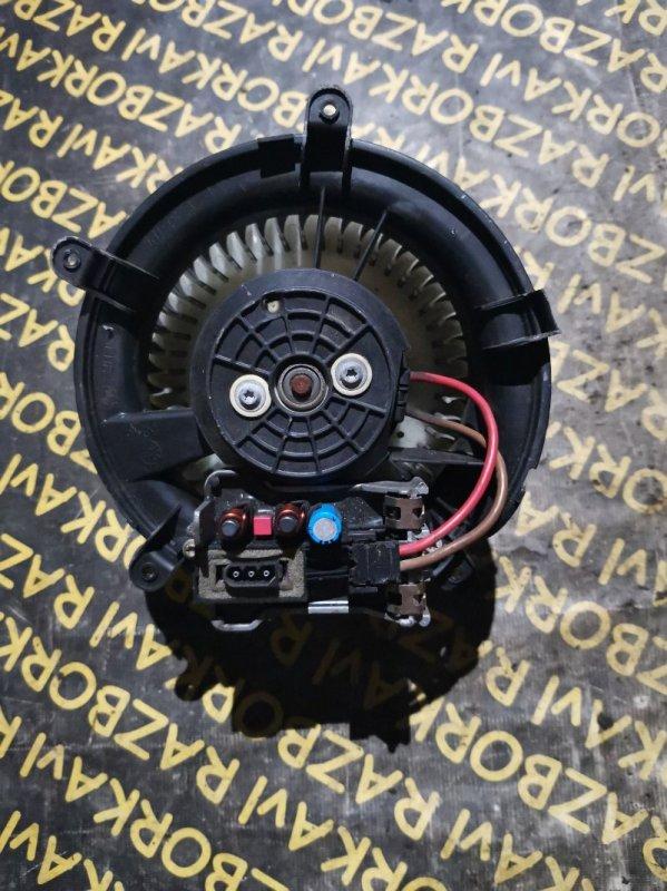 Мотор печки Bmw 745 E65