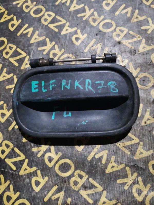 Ручка двери внешняя Isuzu Elf NKR58 передняя левая