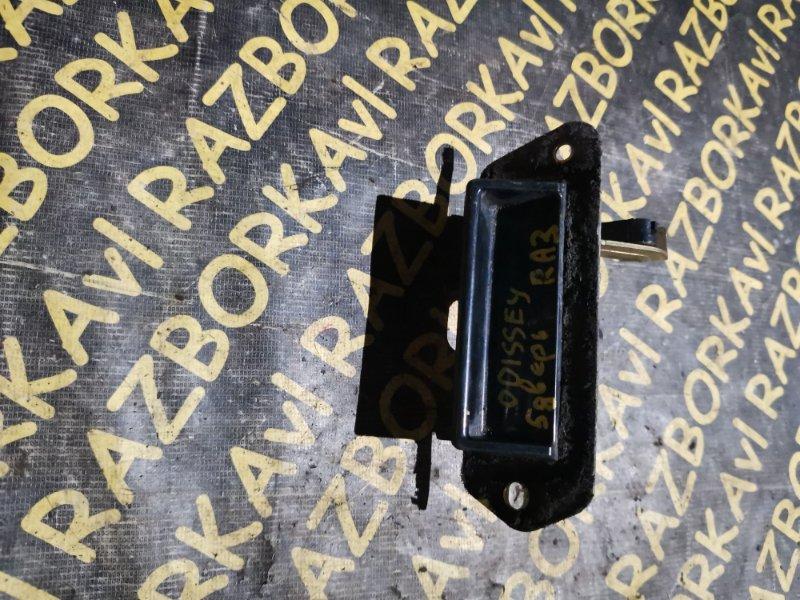 Ручка задней двери Honda Odyssey RA1 задняя
