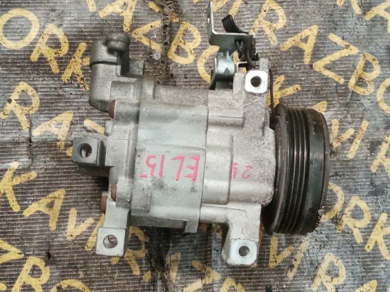 Компрессор кондиционера Subaru Impreza GE2 EL15