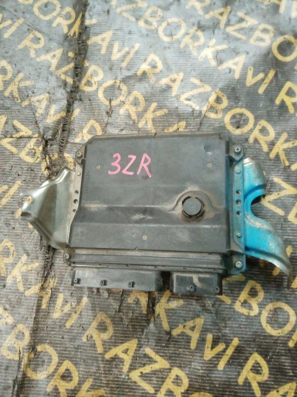 Блок управления efi Toyota Voxy ZRR70 3ZRFE