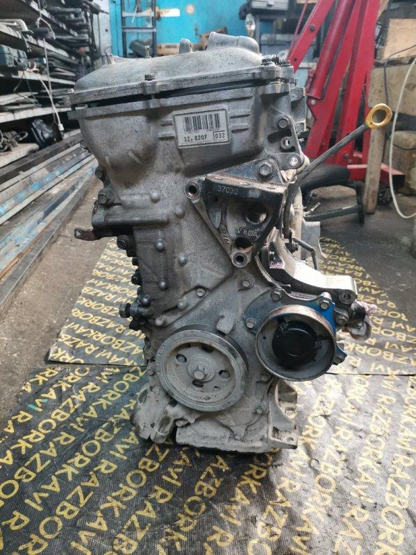 Двигатель Toyota Voxy ZRR70 3ZRFE