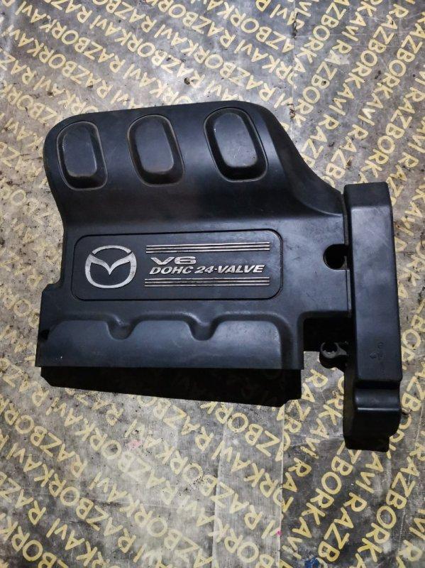 Крышка двс декоративная Mazda Mpv LWFW AJ