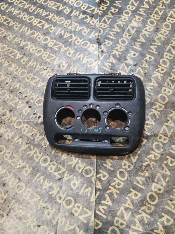 Консоль центральная Suzuki Swift HT51S