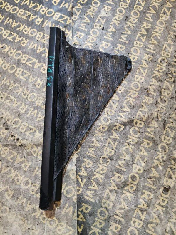 Шторка окна Bmw X5 E53 задняя левая