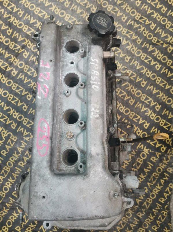 Двигатель Toyota Allex ZZE122 1ZZFE