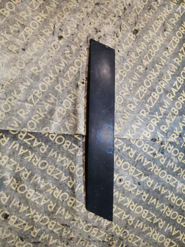 Накладка на дверь Bmw X5 E53 задняя левая