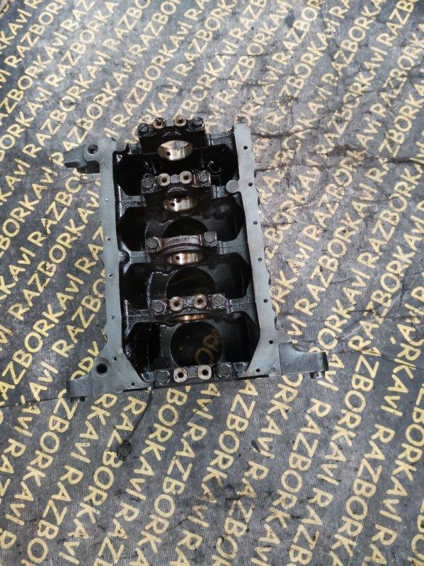 Блок цилиндров Mazda Demio DW5W B5
