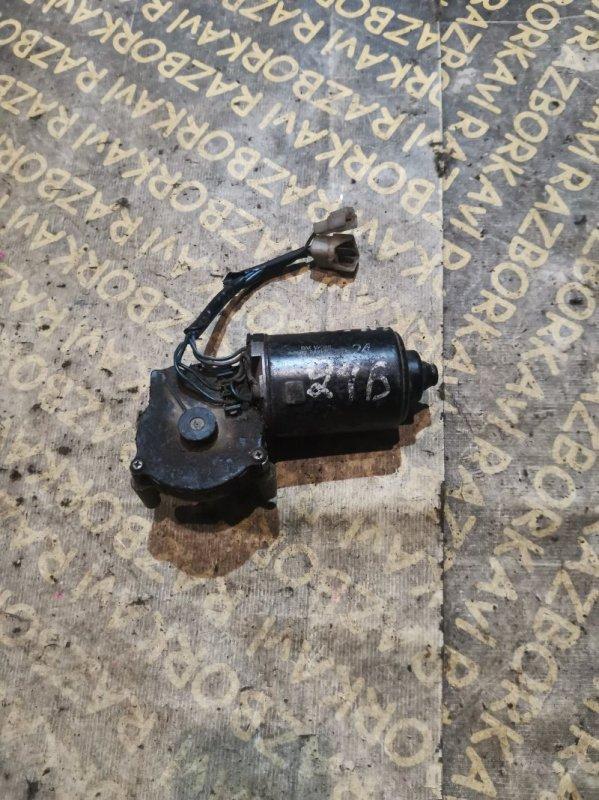 Мотор дворников Mazda Titan WEFAT SL передний