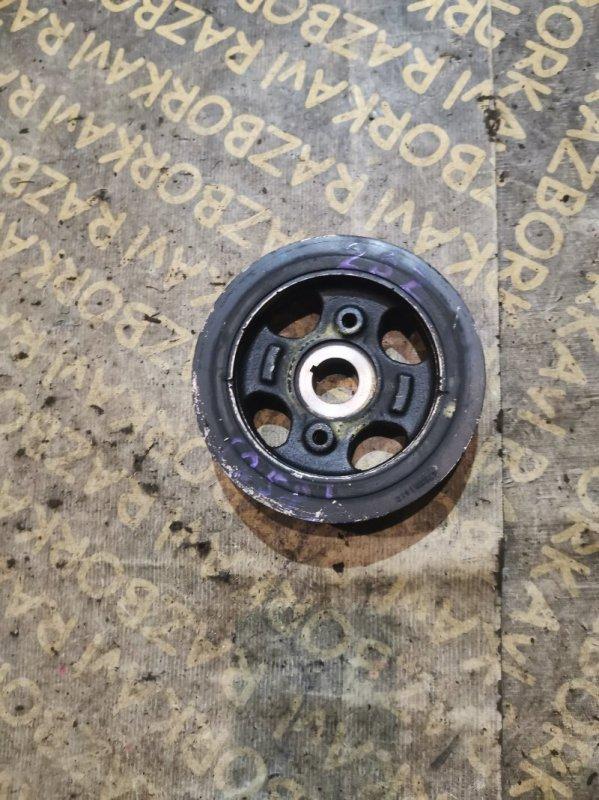 Шкив коленвала Toyota Vitz SCP90 2SZFE