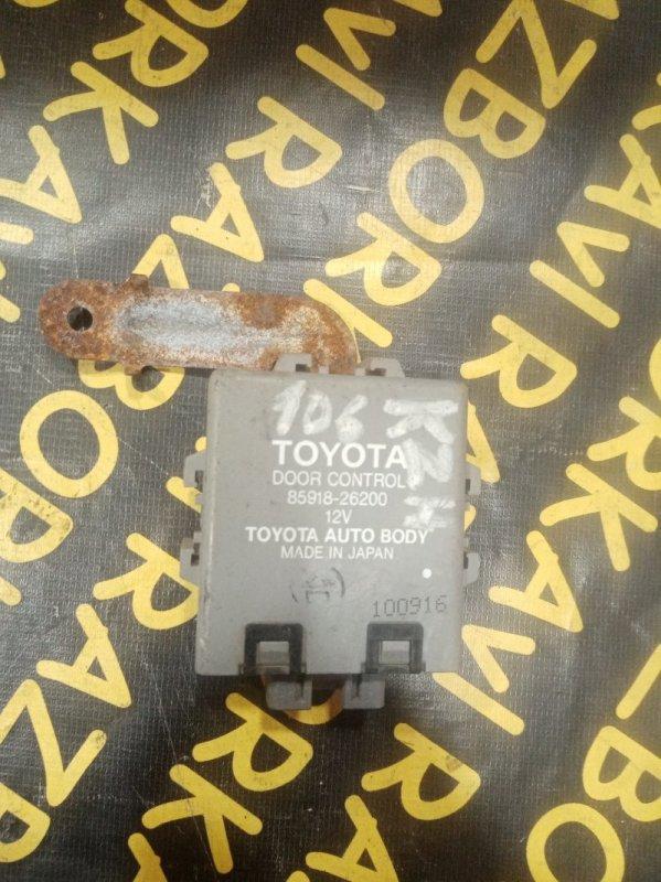 Блок управления дверьми Toyota Hiace KZH100 1993