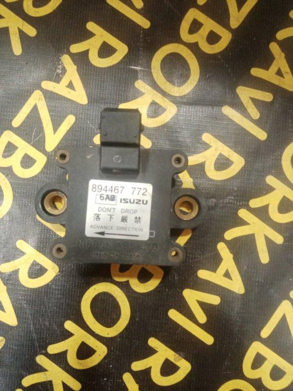 Датчик airbag Isuzu Bighorn UBS25DW