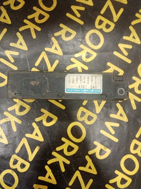 Блок управления св. накала Mitsubishi Canter FE566 4D36 2004