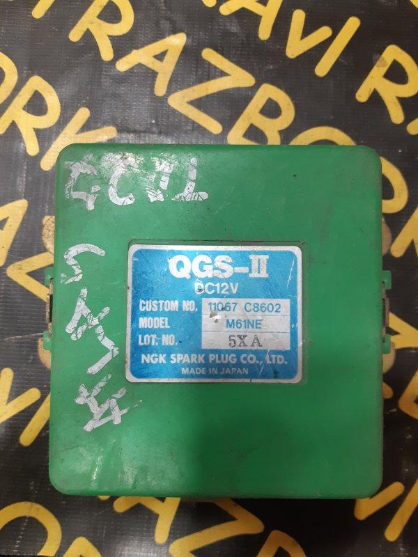 Блок управления св. накала Nissan Atlas P4F23 TD23