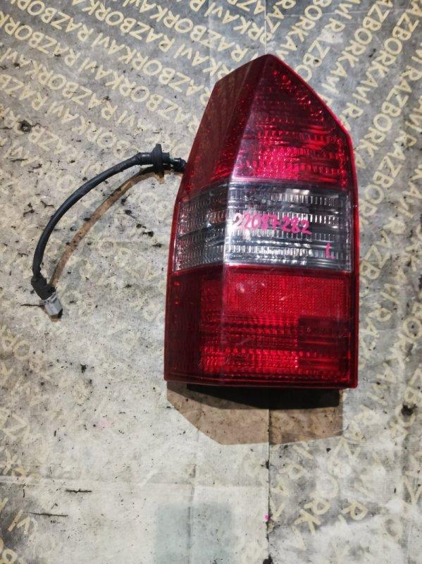 Стоп-сигнал Mitsubishi Chariot Grandis N84W левый