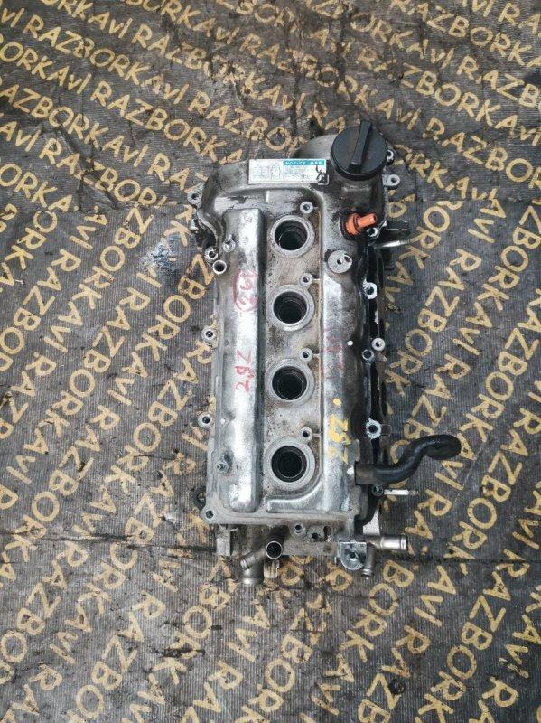 Головка блока цилиндров Toyota Vitz SCP90 2SZFE