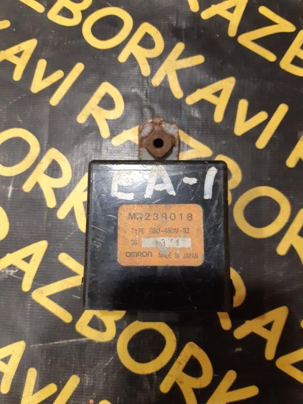 Электронный блок Mitsubishi Galant EA1A 4G93 1996