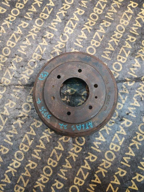 Тормозной барабан Nissan Atlas EGF22 SD25 задний