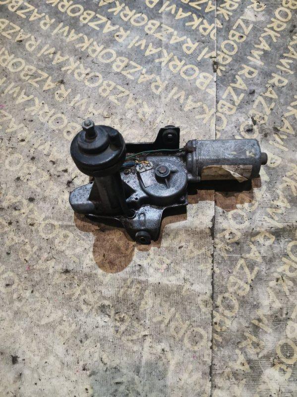Мотор дворников Subaru Leone задний