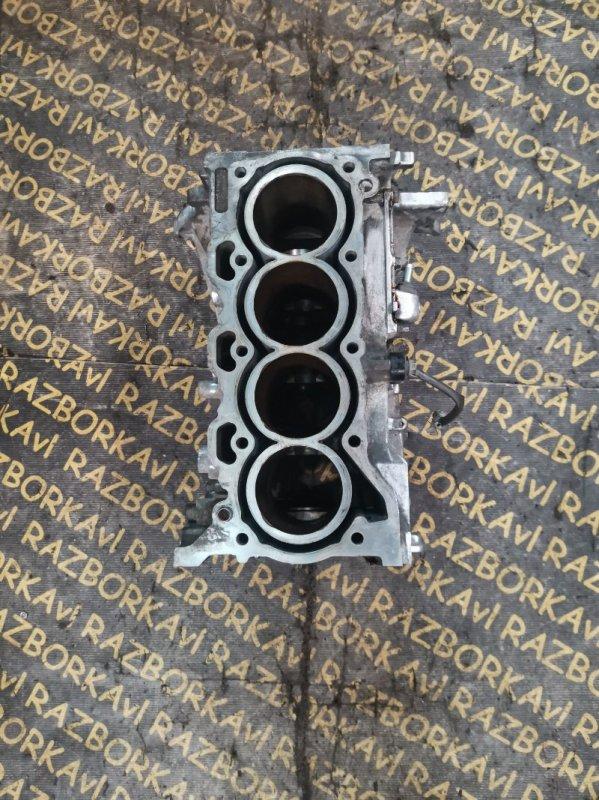 Блок цилиндров Toyota Corolla Fielder ZRE142 2ZRFE