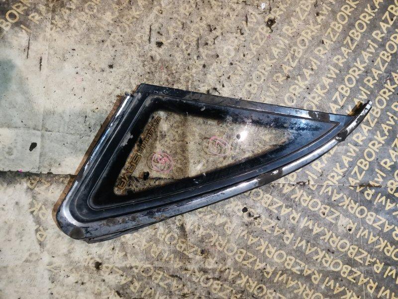 Форточка кузова Mitsubishi Eterna задняя левая