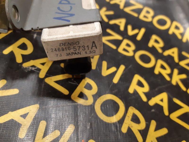 Электронный блок Toyota Vitz NCP10 1NZFE