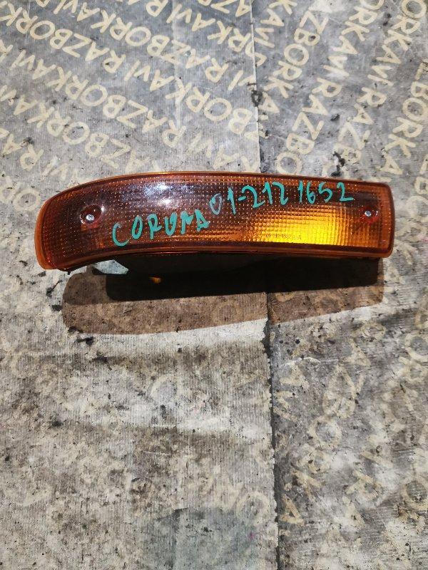 Повторитель бамперный Toyota Corona AT170 передний правый