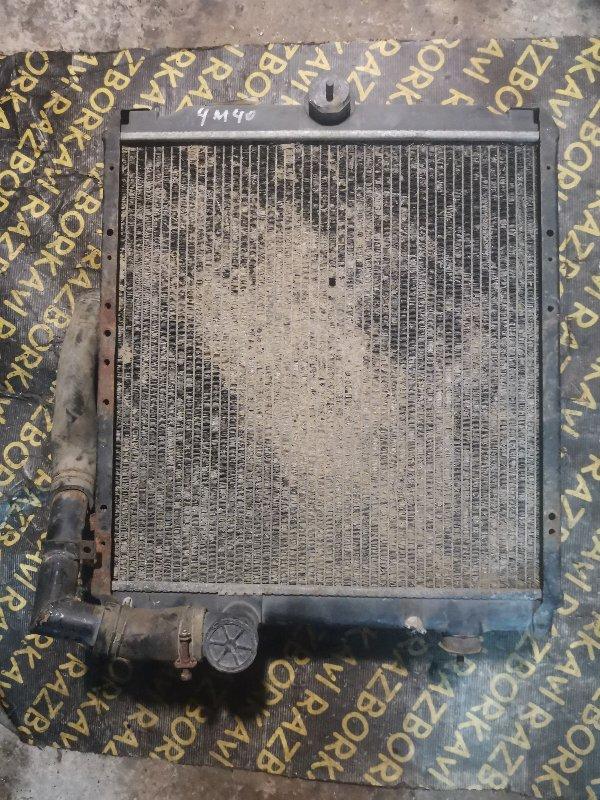 Радиатор основной Mitsubishi Canter FB501B 4M40