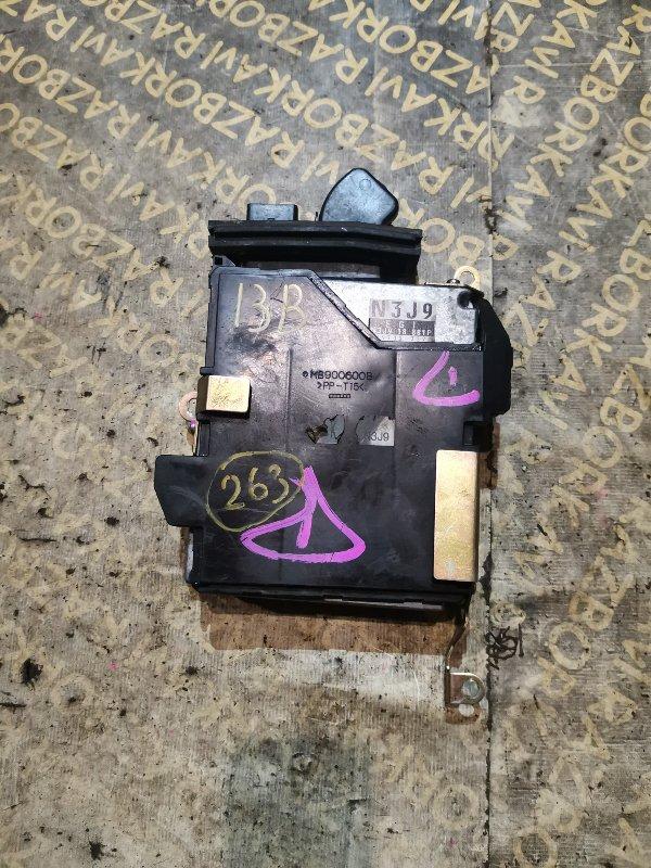 Блок управления efi Mazda Rx8 SE3P 13B