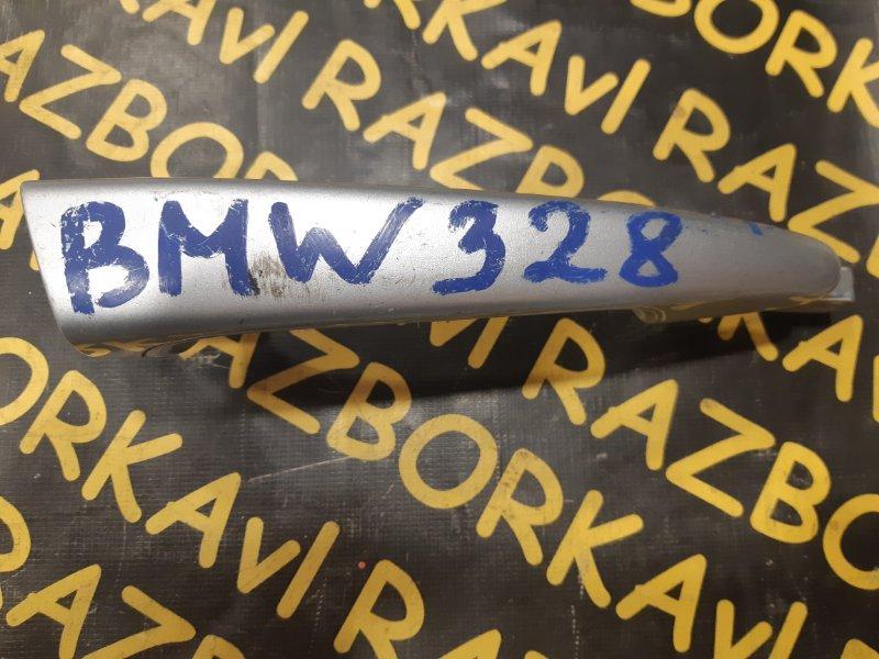 Ручка двери внешняя Bmw 328I E46 передняя правая