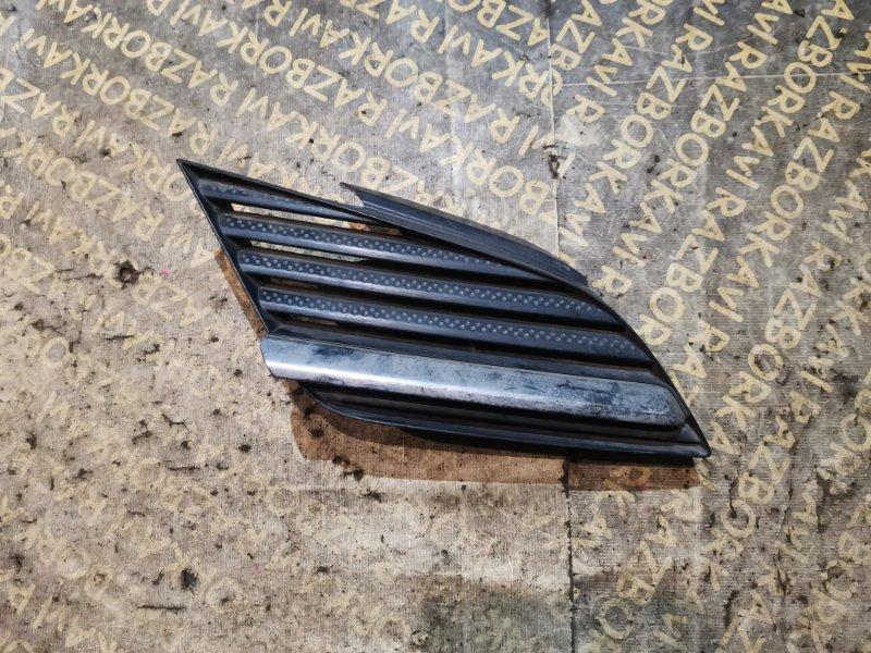 Решетка радиатора Nissan Primera WHP12 передняя правая
