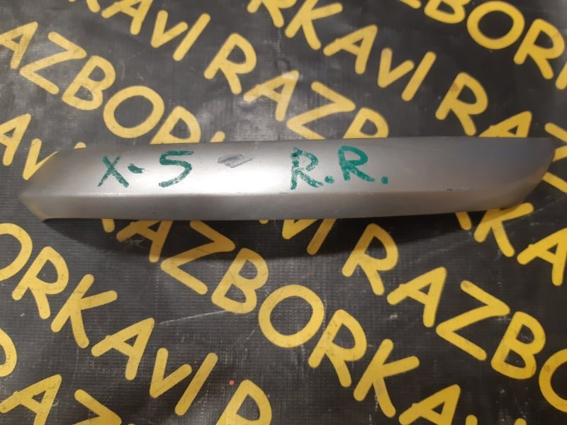 Накладка декоративная Bmw X5 E53 2000 задняя правая