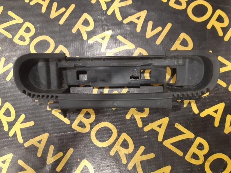 Ручка двери внешняя Audi A4 B7