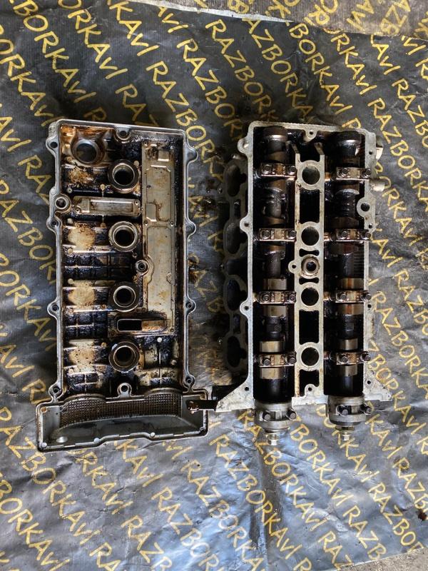 Головка блока цилиндров Mazda Premacy CP8W FPDE