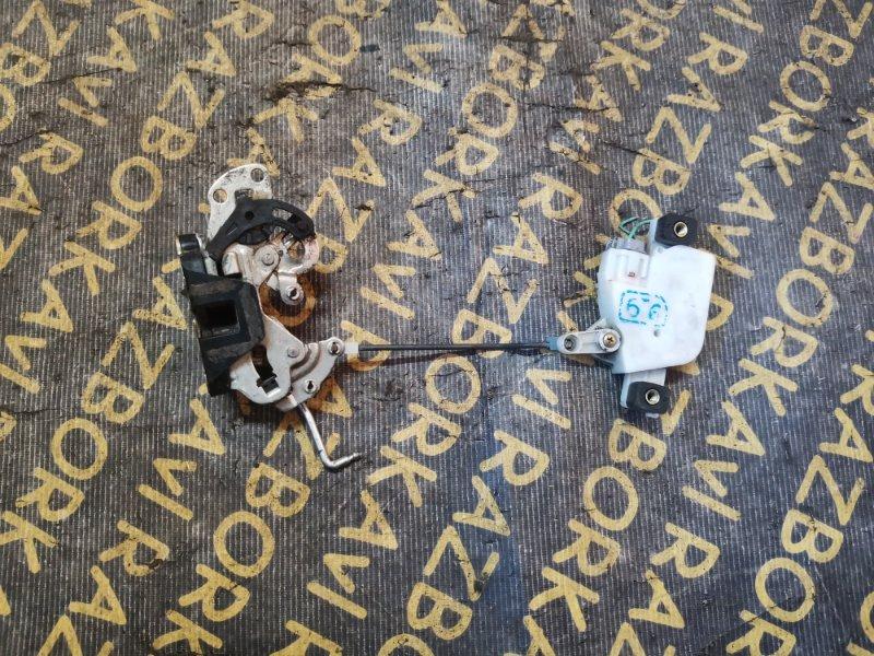 Замок двери Isuzu Bighorn USB69 задний правый