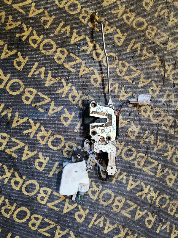 Замок двери Isuzu Bighorn UBS25DW 4JG2 передний правый