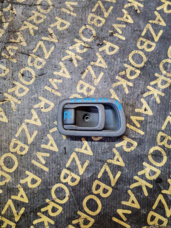 Ручка двери внутренняя Nissan Caravan VWME25 передняя правая