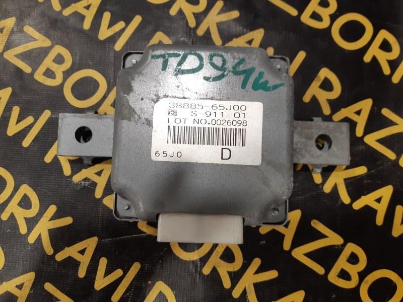 Блок управления раздаткой Suzuki Escudo TD54W