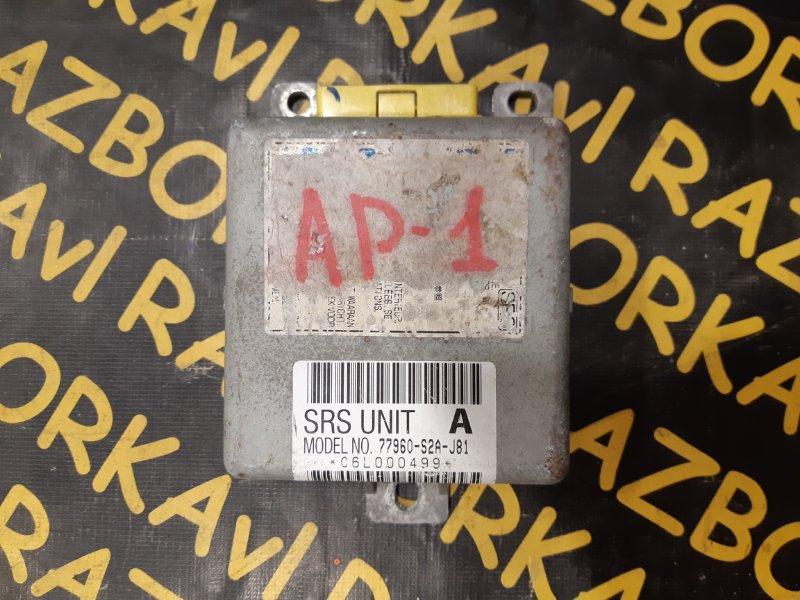 Блок управления airbag Honda S2000 AP1