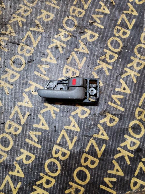 Ручка двери внутренняя Toyota Harrier MCU10 передняя правая