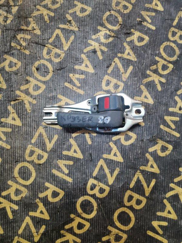 Ручка двери внутренняя Toyota Land Cruiser 80 HDJ81 передняя правая