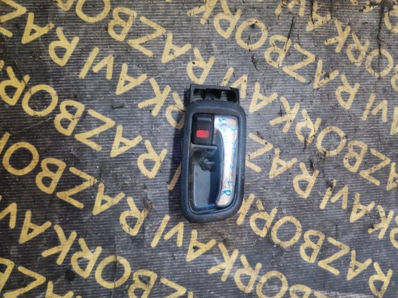 Ручка двери внутренняя Toyota Altezza SXE10 передняя правая