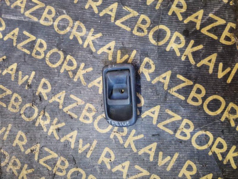 Ручка двери внутренняя Daihatsu Terios Kid J100G задняя левая