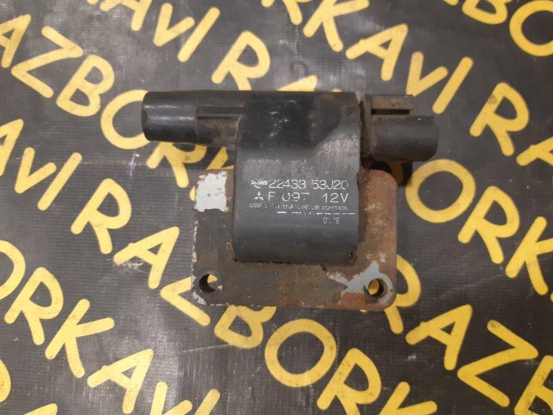 Катушка зажигания Nissan Largo NW30 KA24DE